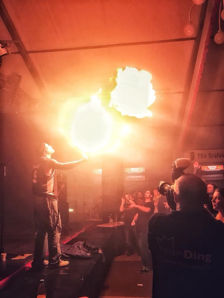 Crossfire Live in Grafenrheinfeld