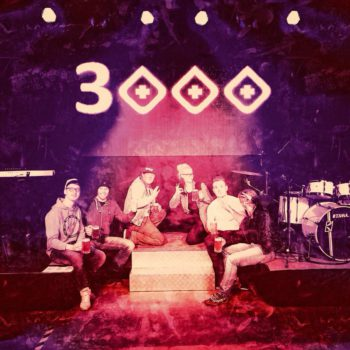 Die Band Crossfire hat 3000 Facebook Fans