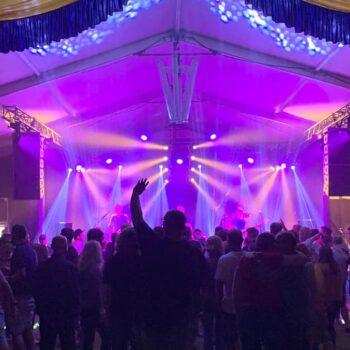 Crossfire Live auf dem Feuerwehrfest in Hafenlohr 2019